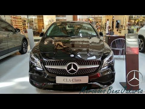Mercedes Benz Cla 200 Amg Line Fl 2018 Indonesia Speck