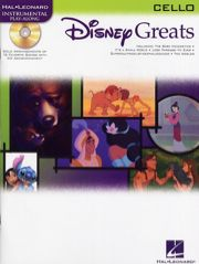 walt-disney-disney-greats-avec-cd-partition-violoncelle