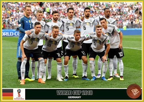 Fan Pictures 2018 Fifa World Cup Russia Germany Team Germany Team World Cup Fifa