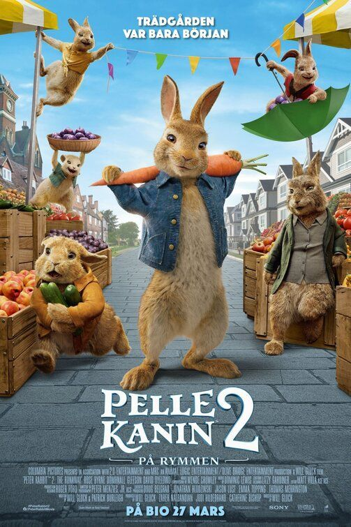 Peter Rabbit 2 The Runaway 2020 Peter Rabbit Free Movies Online Full Movies Online Free