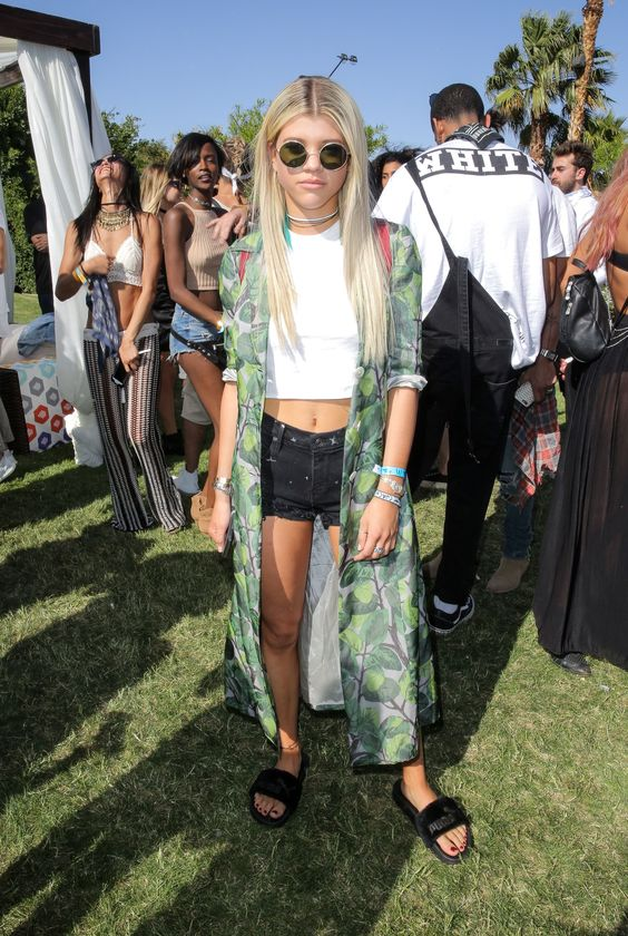 All the Celebrities at Coachella This Year: