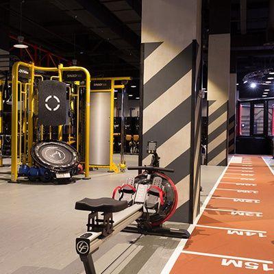 тренажеры для фитнес клубов москва