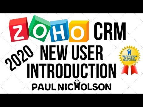 New User Introduction