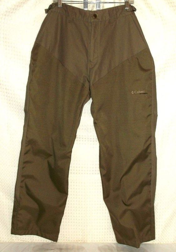 NEW MENS COLUMBIA PHG UPLAND JEAN II FIELD PANTS HUNTING SIZE  38/32 #Columbia