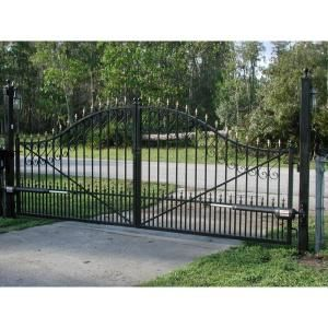 Heavy Duty Dual Swing Automatic Gate Opener Automatic