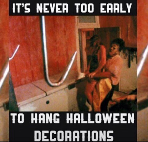 Texas Chainsaw Massacre Meme