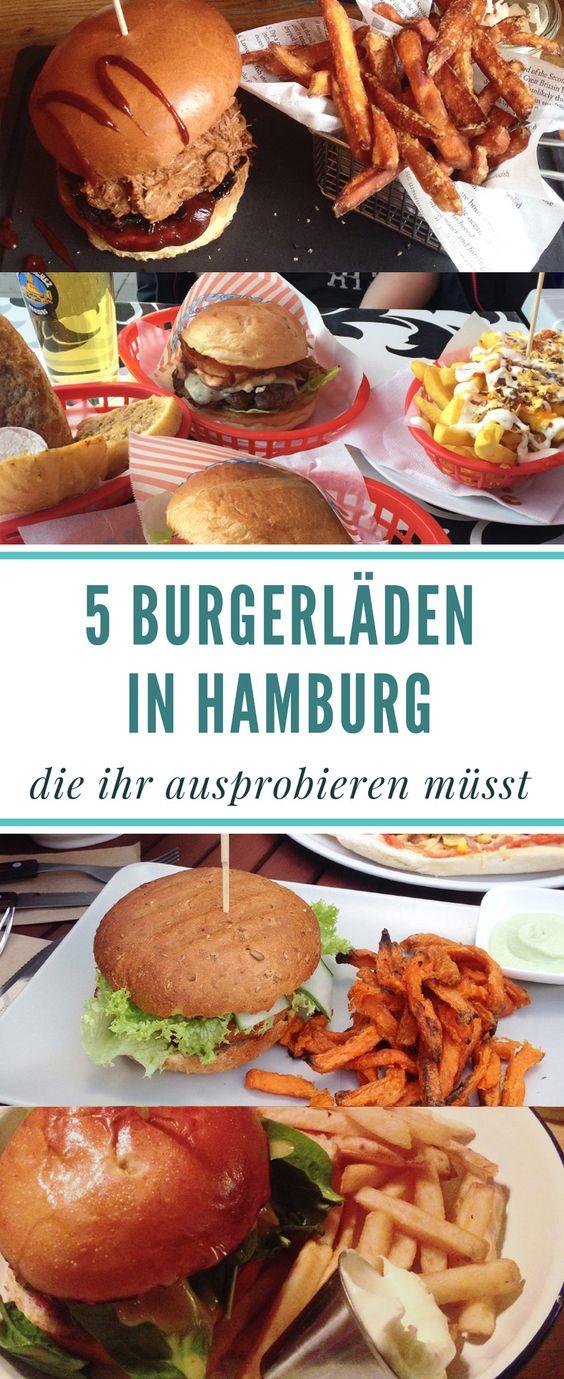 5 Burger-Restaurants in Hamburg, die ihr ausprobieren müsst!