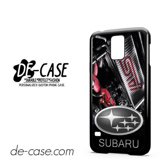Subaru Engine Black DEAL-10228 Samsung Phonecase Cover For Samsung Galaxy S5 / S5 Mini