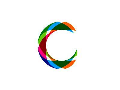 C monogram / logo design symbol by Alex Tass