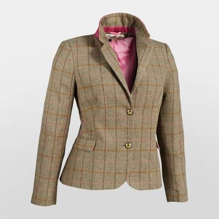 Tottie Zeena Country Tweed Jacket - Ladies | We &lt3