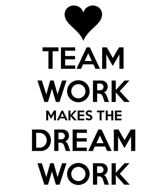AJATUKSIA TYÖSTÄ // Työyhteisöllä on suuri merkitys onnistumisiin työssä. Ryhmätyöllä on mahdollista saavuttaa yksilösuorituksia parempia tuloksia. Toisten kanssa toimeentuleminen ja toisten kunnioittaminen on olennaista työyhteisössä.
