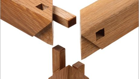 See it in Motion: Three-Way Miter Joint - FineWoodworking