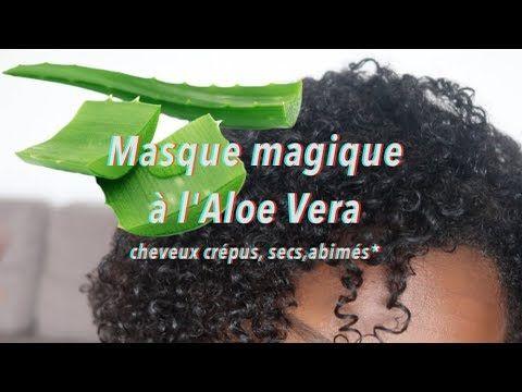 YouTube   Aloe vera cheveux, Aloe vera, Crépus