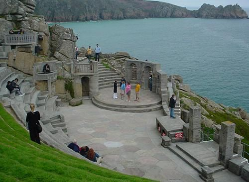 Minack Theatre Cornwall (and a list of 25 things to do or see in the UK)