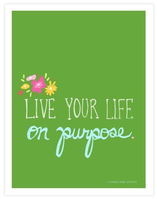 Random acts of Kindness ~ On Purpose