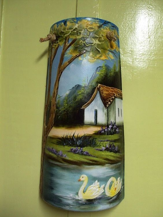 Rosana artes telhas pintadas pinterest for Pintura para tejas