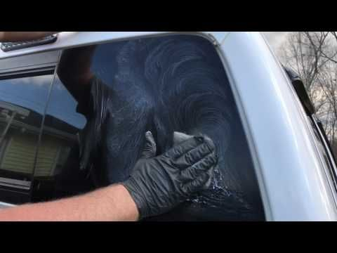 How To Get Scratches Out Of Glass Car Window