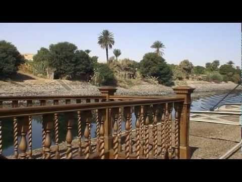 Croisière sur le Nil à bord d'un bateau à vapeur.mpg - YouTube
