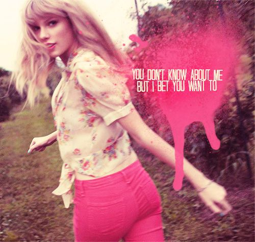 When I'm 22 years old, I will dance around in an awesome dress ans sing Taylor Swifts song 22! <3