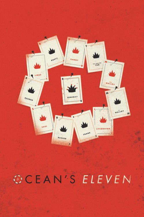Ocean's Eleven by Matt Chase nightowlpost's request