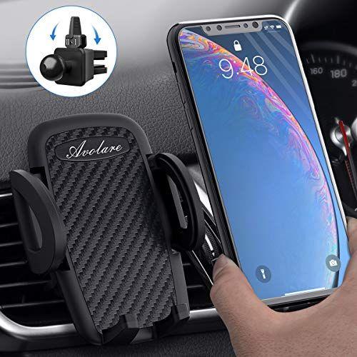 Universal KFZ Auto Handy Halterung Magnet Lüftung für iPhone Samsung Sony Huawei