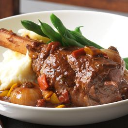cooking pressure and more lamb shanks italian style lamb italian ...