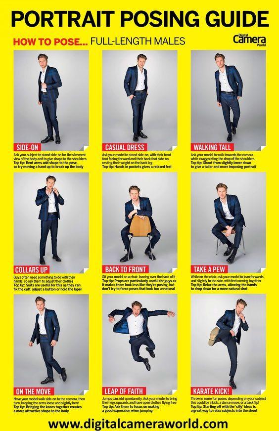 Cheat Sheet Full Length Male Model Poses Photography Posing Guide Posing Guide Male Models Poses