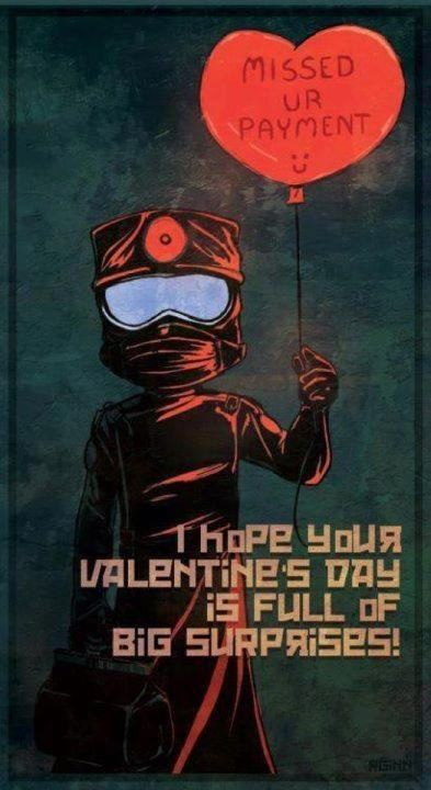 Repo! The Genetic Opera - Repo Man Valentine - now these are valentine's I would want to pass out lol!