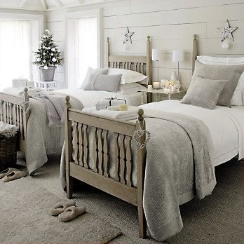 Pembroke Mohair Throw & Cushion - The White Company