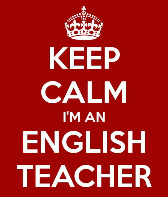 How qualified am I to teach English?