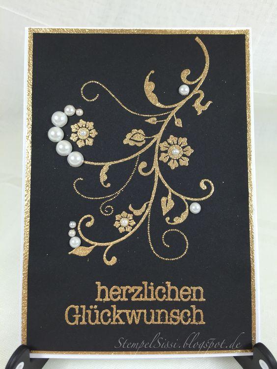 #Flowering_Flourishes, #Stampin_up, card, Karte, #SU #StempelSissi #Sissi_s_kreatives_Kämmerlein