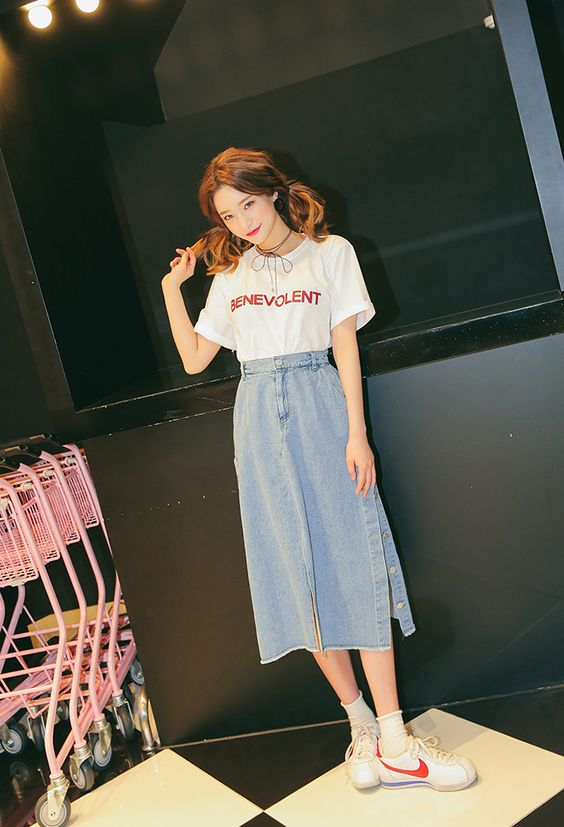 Byun Jungha - Byeon Jeongha - Model - Korean Model - Ulzzang - Stylenanda: