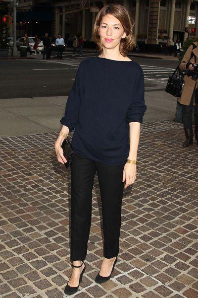 Le style de Sofia Coppola - L'Express Styles