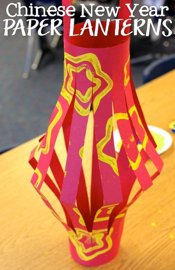 Paper lanterns, Crafts and Lantern craft on Pinterest
