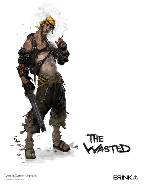 BRINK: The Wasted, Laurel D Austin on ArtStation at http://www.artstation.com/artwork/brink-the-wasted