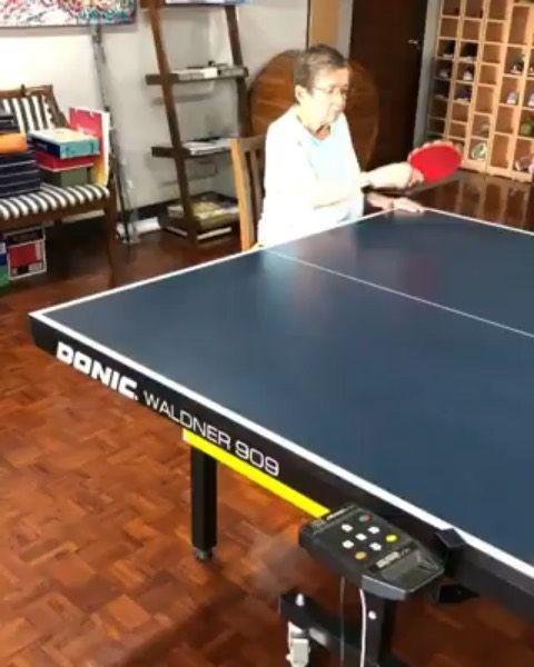 I Saw My Future On This Video Tag Your Friend Ittf Tabletennis Tischtennis Ettu Xiom Dhs Butterflytablet Table Tennis Butterfly Table Tennis Ping Pong