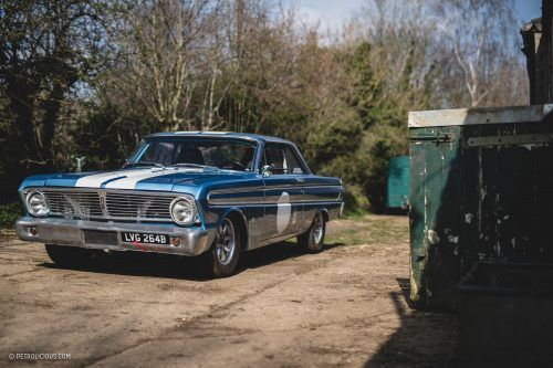 Driving A 400 Horsepower Ford Falcon Down British B Roads Is An Afternoon Well Spent In 2020 Ford Falcon 1964 Ford Falcon Ford