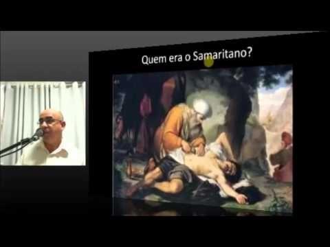 """""""Da série parábolas: O samaritano"""" (Leonardo Pereira)."""