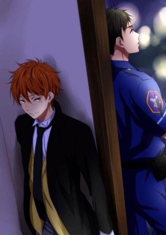 世界一 ヤオイ  SouMomo ❤❤ *O* and I'm in love with a pic... Holy Jesus, I need a doctor (LOL)
