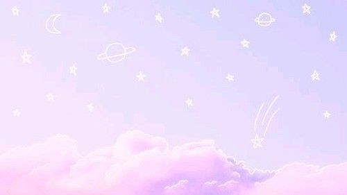 Clouds Aesthetic And Space Afbeelding Pastel Background Pastel Pink Aesthetic Pastel Aesthetic