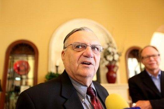 Sheriff Joe Arpaio faces his critics as civil trial begins