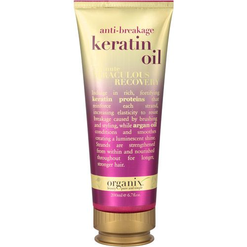 OGX\u00ae AntiBreakage Keratin Oil 3 Minute Miraculous Recovery 6.7 fl. oz. Tube  Its you, Walmart