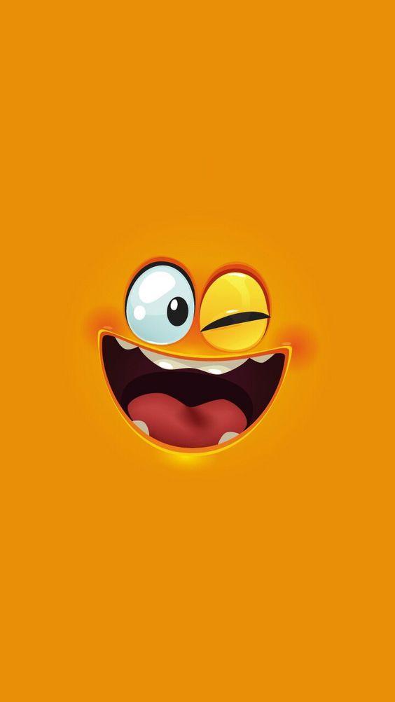 Pin By Samsungalaxy Iphonepal On Muka In 2020 Emoji Wallpaper Funny Iphone Wallpaper Funny Wallpapers