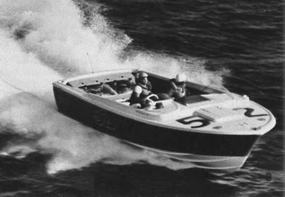 original bertram cigarette boat - Google Search