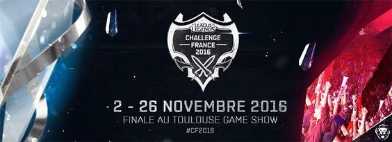 Finale de la Coupe de France de League of Legends au TGS - Le Challenge France…