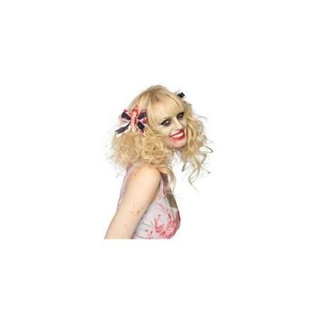 Costumes For All Occasions Uaa1044 Hair Bows Finger