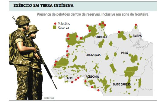 Folha Online - Brasil - Decreto de Lula contraria tratado da ONU sobre direitos dos índios - 29/08/2008