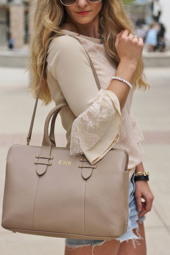 GiGi New York | Bedazzles After Dark Fashion Blog | Stone Parker Satchel
