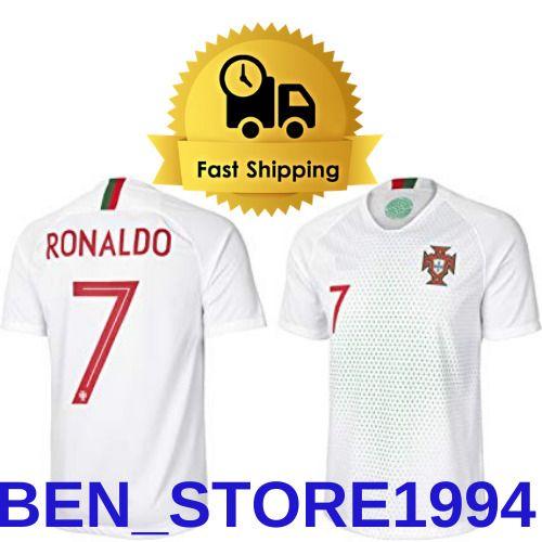 Cristiano Ronaldo Portugal Away Jersey Nike Fifa World Cup 2018 In Russia Cr7 Nike Portugal In 2020 Cristiano Ronaldo Portugal Ronaldo Cristiano Ronaldo