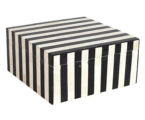 Porta-Joias Stripes - 26X12cm
